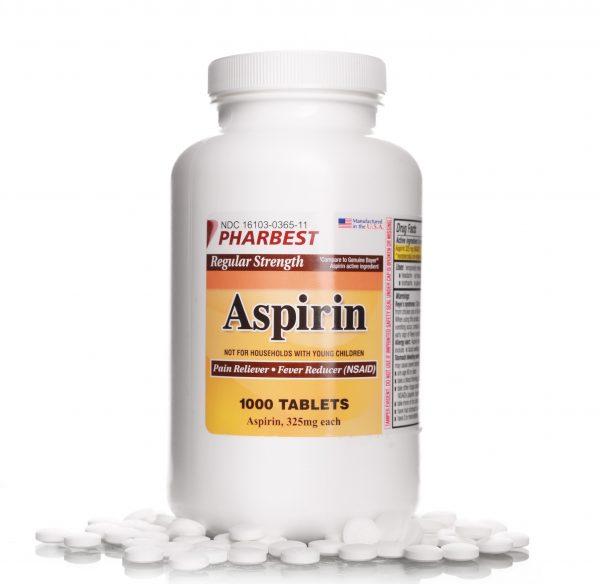 Aspirin ec