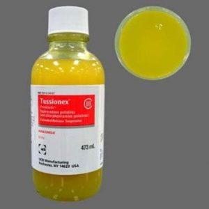 Tussionex Syrup